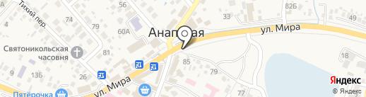 У Саныча на карте Анапы