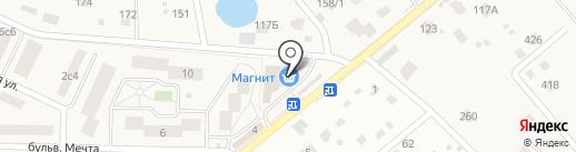 Банкомат, Сбербанк, ПАО на карте Озерецкого
