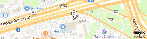 All tile на карте Новоивановского