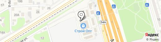 Mer-instrument.ru на карте Москвы