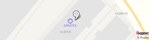 MLP на карте Никольского