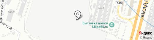 TENAX-shop на карте Москвы