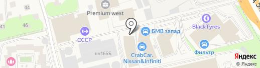 Ramtruck на карте Новоивановского