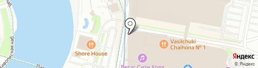Ай да блинчик на карте Красногорска