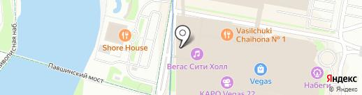 Baby Cafe на карте Красногорска
