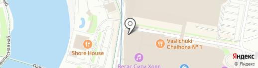 Yam kee на карте Красногорска