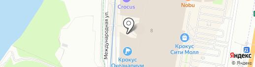 RuDIVE на карте Красногорска