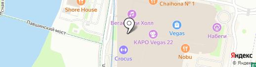 Эстет на карте Красногорска