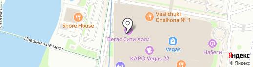 MioMix на карте Красногорска