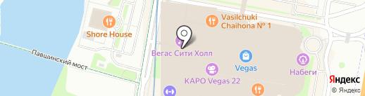 Antony Morato на карте Красногорска