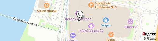 Apple-room на карте Красногорска