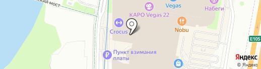 Gonta на карте Красногорска