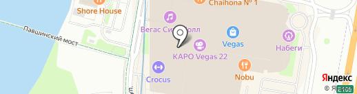Gulliver на карте Красногорска