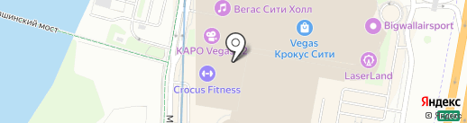 Pollichini на карте Красногорска