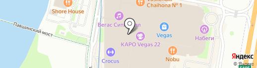 Kanz на карте Красногорска