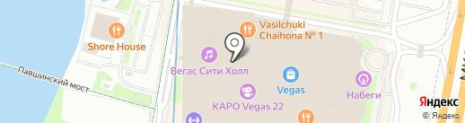 Bliss на карте Красногорска
