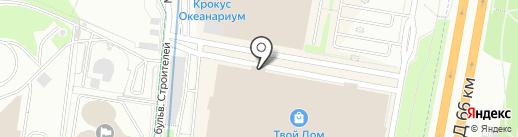 Патио Кухни на карте Красногорска