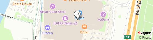 Mileedi на карте Красногорска