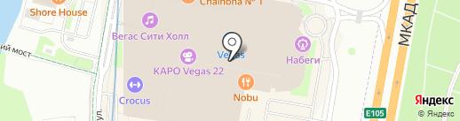 Latika-boom на карте Красногорска