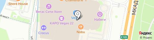 Fissman на карте Красногорска