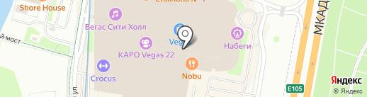 F-shoes на карте Красногорска