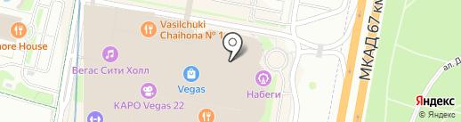 D`S damat на карте Красногорска