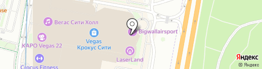 KORPO на карте Красногорска