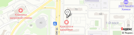 НаследиеНВ на карте Химок