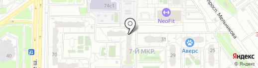 АльянсСтройРесурс на карте Химок
