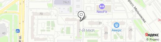 Etser на карте Химок