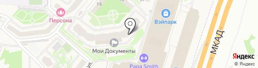 Мои документы на карте Путилково