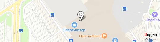 Воображуля на карте Химок