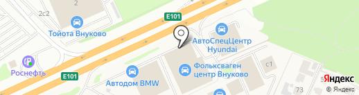Банкомат, Сбербанк, ПАО на карте Московского