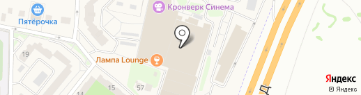 Angry birds на карте Москвы