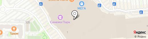 Чайхона №1 на карте Химок