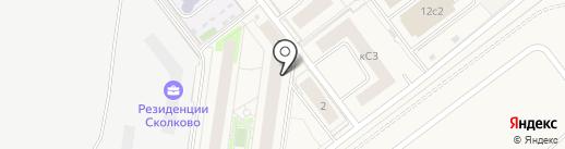 Резиденции Сколково на карте Заречья