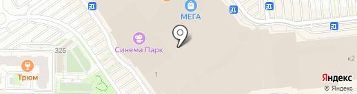 Converse на карте Химок