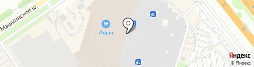 Tele2 на карте Химок