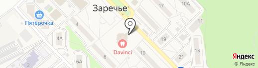 Банкомат, Промсвязьбанк, ПАО на карте Заречья