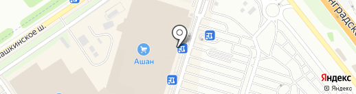 O`nail studio на карте Химок
