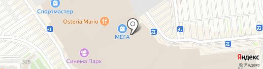 Ploveberry на карте Химок