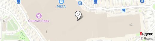 hunkemoller на карте Химок