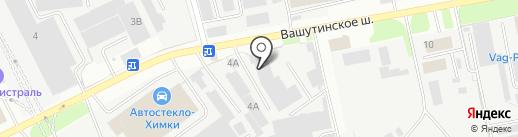 EuroTurboMebel на карте Химок