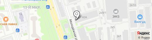 Led99.ru на карте Химок