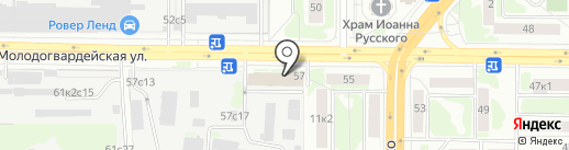 MuzDelo.ru на карте Москвы