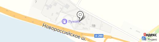 АвтоВосток-Сервис на карте Анапы