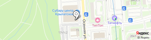 Dlyabilliarda.ru на карте Москвы