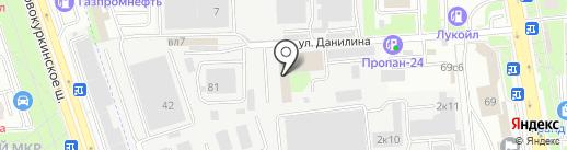 Авто-Онлайн на карте Химок