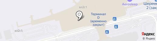 Airbaltic на карте Химок