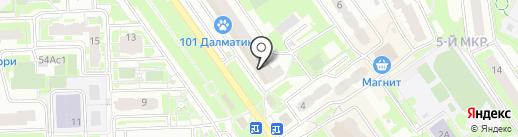 Платежный терминал на карте Химок